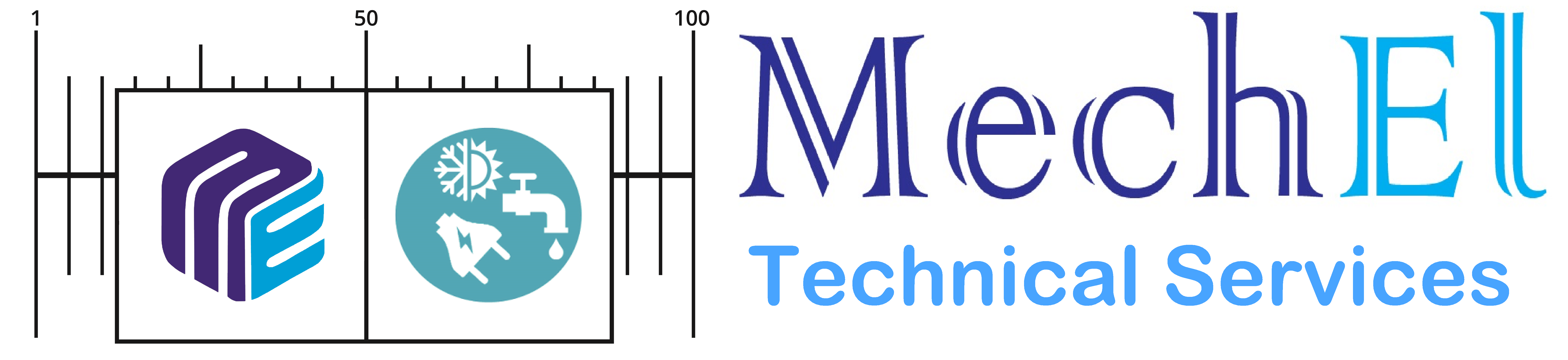 Mechel Technical Services Logo